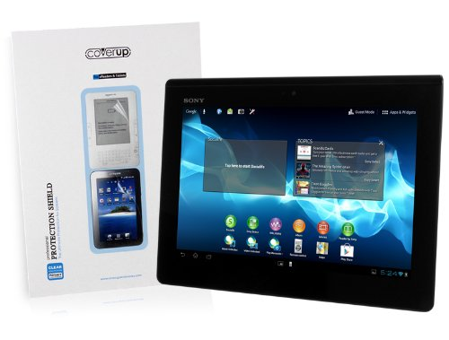 Cover-Up Sony Xperia Tablet S (9.4-Inch) Crystal Clear Invisible Screen Protector