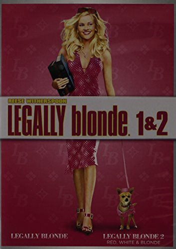 Legally Blonde1+2 Df