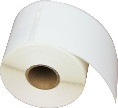 OfficeSmart 2-1/8 x 4 Inches Shipping Labels, 220 Labels Per Roll, Compatible with Dymo LabelWriter (30323)