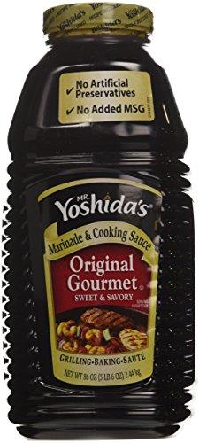 Yoshida Original Gourmet Sauce Large Bottle