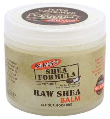 Palmer's Shea Formula Raw Shea Balm 3.50 oz (2 Pack)