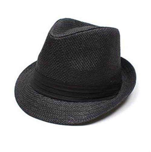 Beach Vacation Spring Summer Women Men Straw Hat