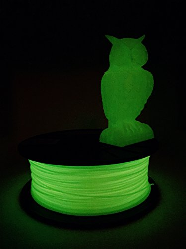 MeltInk3d Glow in the Dark 1.75mm PLA 3D Printer Filament 1Kg