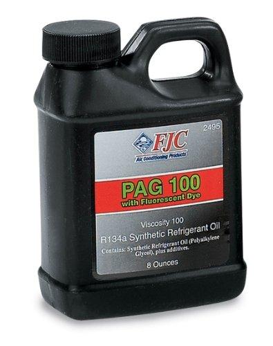 FJC 2495 PAG Oil - 8 fl. oz.