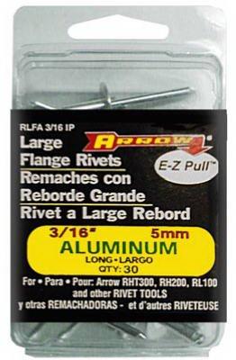 Arrow Rla Aluminium Rivets (50) Long