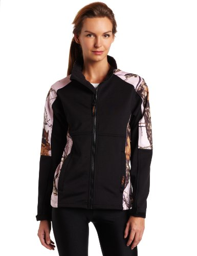 Yukon Gear Women's Windproof Fleece Jacket