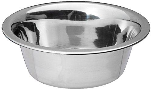 Bergan 90074 Stainless Steel Standard Bowl, 3-Cup