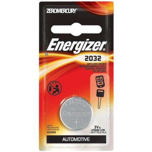 ENERGIZER 2032KEBP 3-Volt Li-Ion Battery (2032) (2032KEBP)