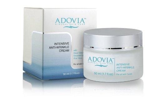 Adovia Anti Wrinkle Facial Moisturizer Cream, 1.7 fl. Oz.