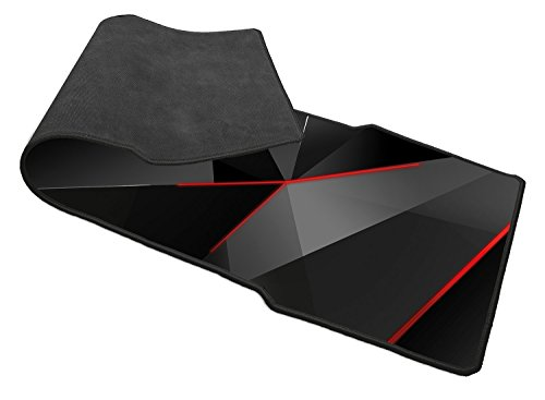 Trust Gaming GXT 209 XXXL Mouse Pad, Extra Large Deskpad & Keyboard 21448