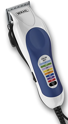 Wahl 79300-400 Color Pro 20-Piece Complete Haircutting Kit