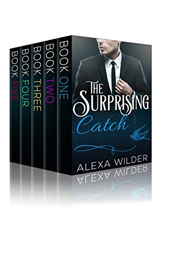 The Surprising Catch, Complete Series (An Alpha Billionaire In Love BBW Romance)