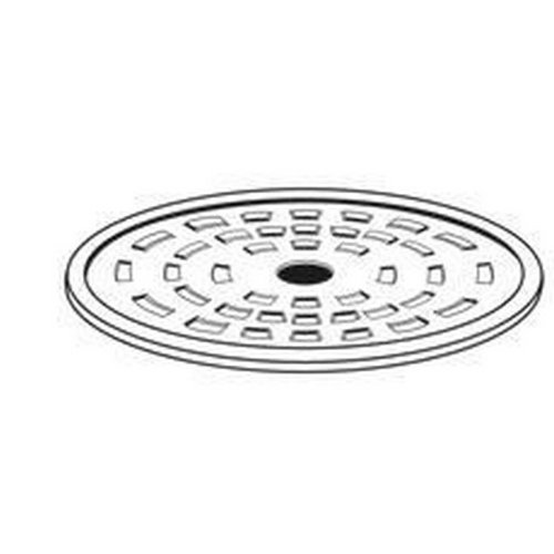 Presto 44239 stainless steel basket lid for 6-cup percolator.