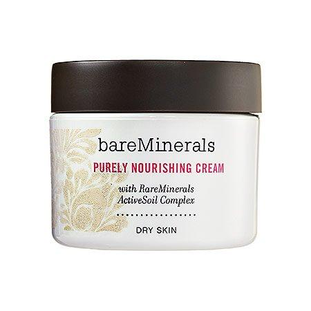Bare Minerals Purely Nourishing Cream Dry Skin 1.7 oz