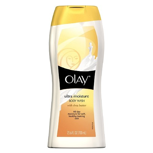 Olay Ultra Moisture Body Wash, with Shea Butter 23.6 fl oz / 700 ml