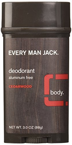 Every Man Jack Emj Deodorant Cedarwood 3 Oz