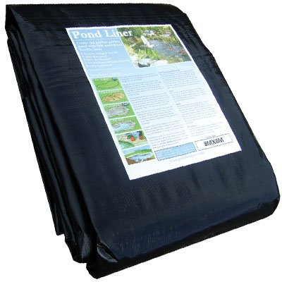 Pond Liner 6x5m with 25yr guarantee