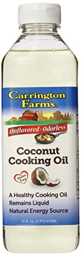 Carrington Farms: Coconut Cooking Oil, 16 oz (2 pack)