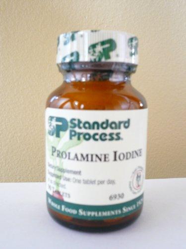 Standard Process Prolamine Iodine 90 T