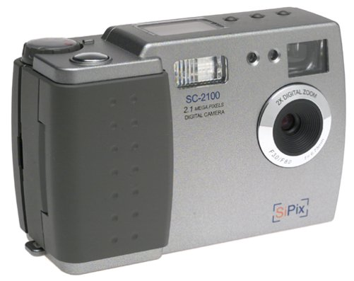 Sipix SC-2100 2MP Digital Camera