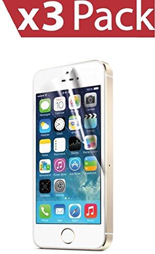 iPhone 6 Screen Protector (4.7) - Zakix® HD/Anti-Fingerprint/Ultra Clear Screen Protector [3 Pack] Lifetime Warranty