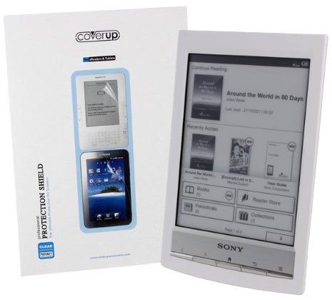 Cover-Up Sony Reader PRS-T1 / PRS-T2 (Wi-Fi) Anti-Glare Matte Screen Protector