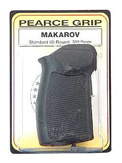 Pearce Grips Gun Replacement Grips for Makarov 8 shot