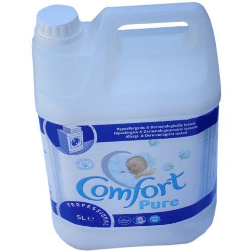 Comfort Pure Fabric Conditioner 5lt