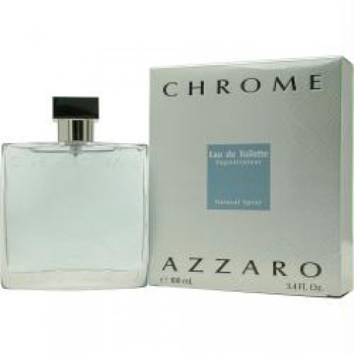 Chrome By Azzaro Edt Spray/FN120700/3.4 oz/men/