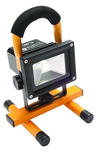 Olympia FL450 Rechargeable Waterproof LED Work Light, 450 Lumens