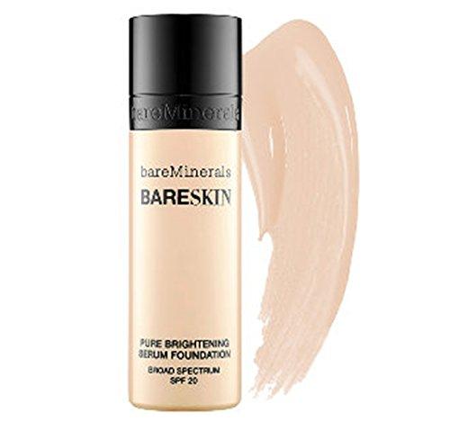Bare Escentuals Bare Minerals bareSkin Brightening Serum Foundation Shell 02