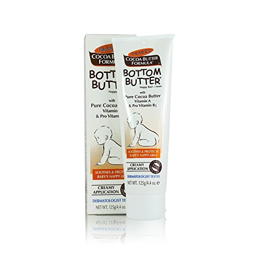 Palmers Cocoa Butter Bottom Butter 4.4oz (3 Pack)