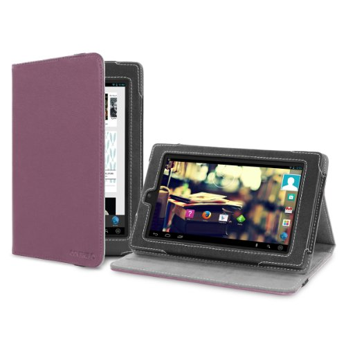 Cover-Up Kobo Arc 7 HD (7-inch) Tablet Version Stand Cover Case - Purple