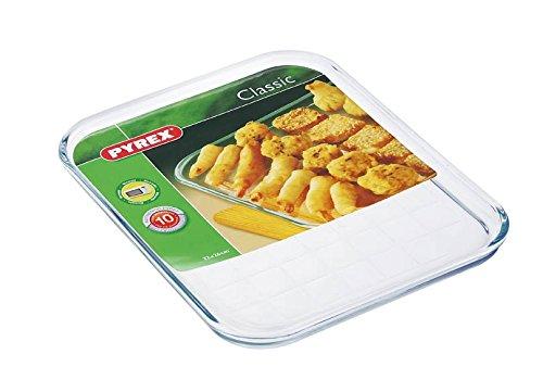Pyrex Borosilicate Glass Baking Tray