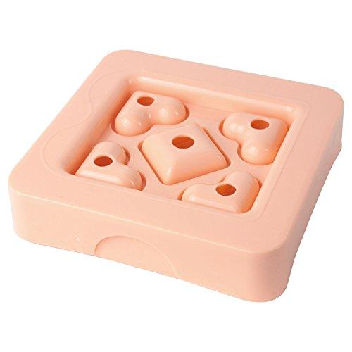 niceeshop(TM) Adorable pink square shape mold
