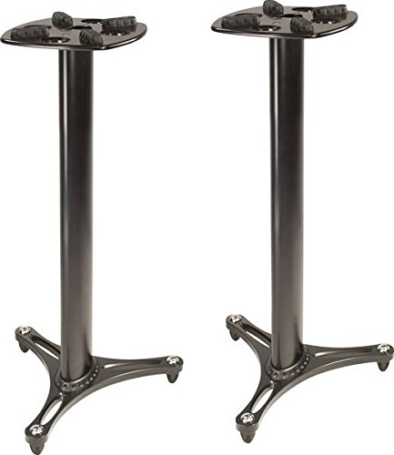 Ultimate Support MS-90/36B 36 inch Column Studio Monitor Stand