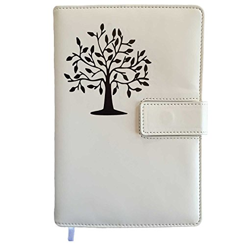 Classic - Tree of Life - Leather Writing Journal