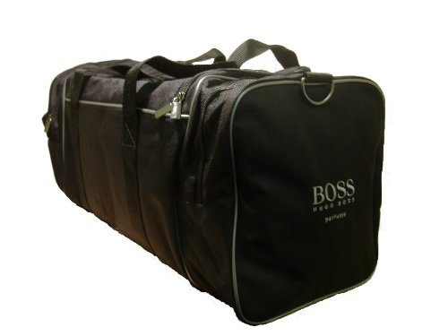 Hugo Boss Black Sports Weekend Travel Gym Duffle Bag, hugo boss weekender bag