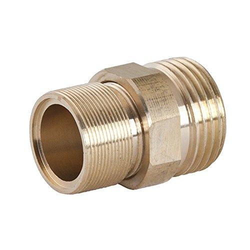 Aqueon AQEN06158 Brass Faucet Adapter for Aquarium