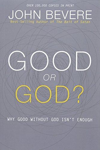 GOOD OR GOD? - PAPER
