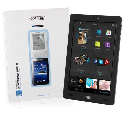 Cover-Up Kobo Arc 7 eReader Tablet Anti-Glare Matte Screen Protector (Will Not Fit Kobo Arc 7 / Kobo Arc 7 HD)