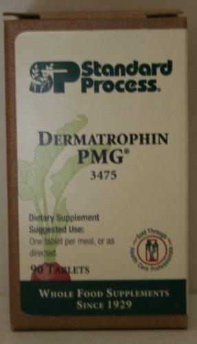 Standard Process Dermatrophin PMG 90 T