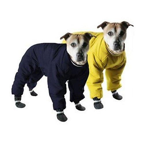 Muttluks Black Reversible Dog Snowsuit