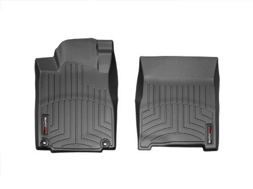 WeatherTech Front FloorLiner for Select Honda CR-V Models (Black)