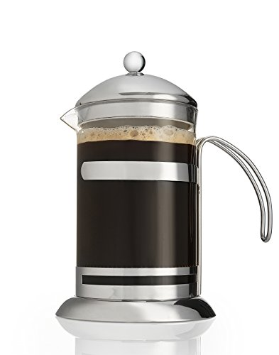 Sagler French Press french press coffee maker holds up 27 OZ