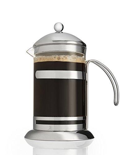Sagler French Press french press coffee maker holds up 27 OZ