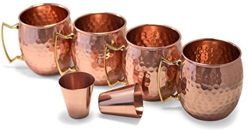 Owl Creek 100% Copper Mugs