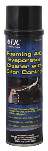 FJC 5914 Foaming Evaporator Cleaner - 18 oz.