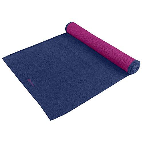 Gaiam Grippy Yoga Mat Towels