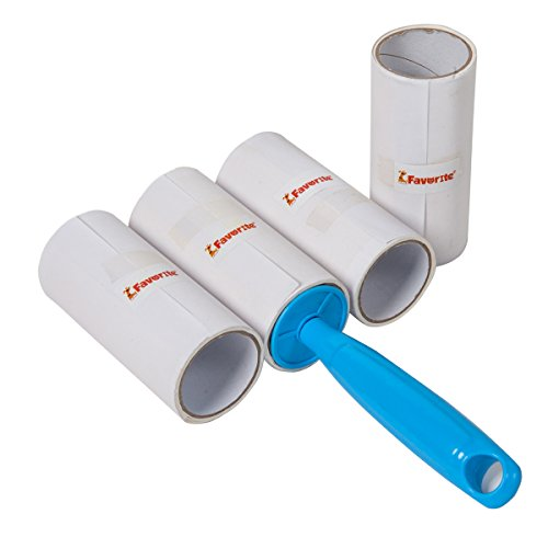 Favorite Refillable Sticky Lint Roller Pet Hair Lint Removers Dust Brushes Refill
